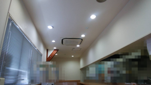 image6 【工事VOL 2】店舗のクロス張替え工事