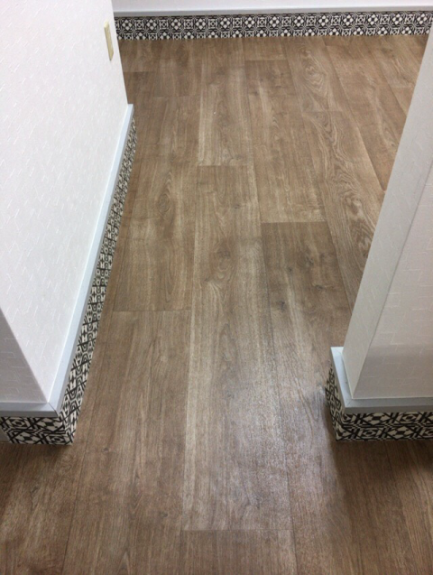 image6-1 【工事VOL 3】床とクロスの張替え工事
